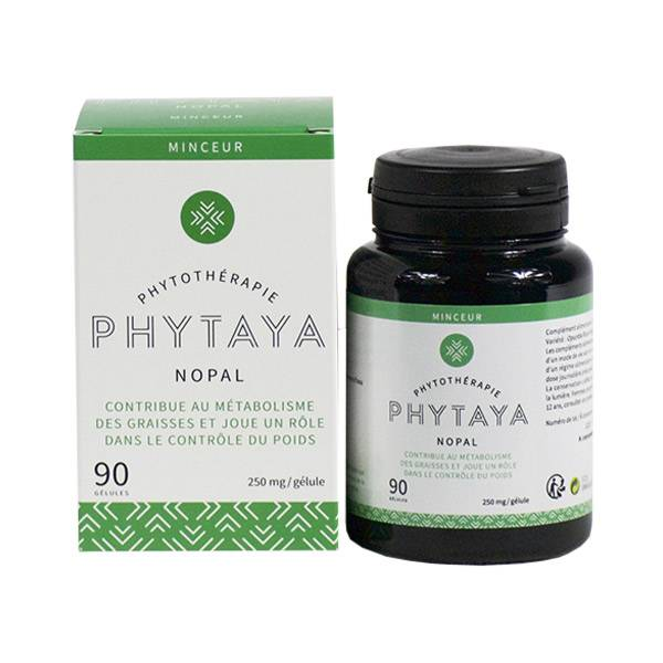 0002274 Phytaya Nopal 90 gélules