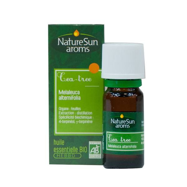 4736577 NatureSun Aroms Huile Essentielle Bio Tea Tree 10ml