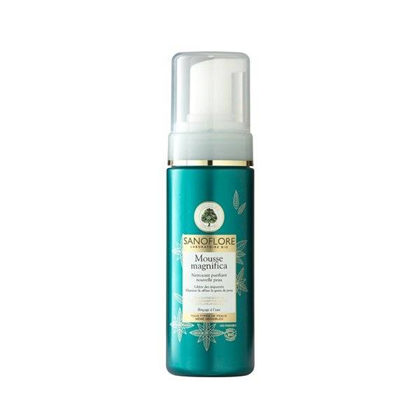7548682 Sanoflore Mousse Magnifica 150ml