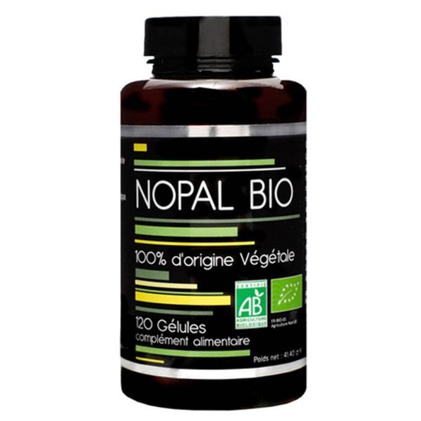 7750025 Nutrivie Nopal Bio 120 gélules