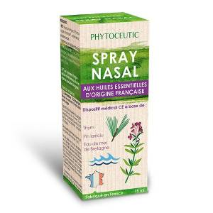 Phytoceutic Aromaceutic Bio Spray Nasal 15ml - Publicité
