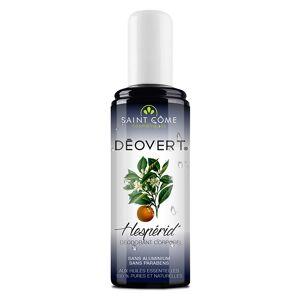 Aromaspray Déovert Fraîcheur Hespéridées 100ml - Publicité