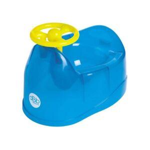 dBb Remond Pot Bébé avec Volant Bleu Translucide