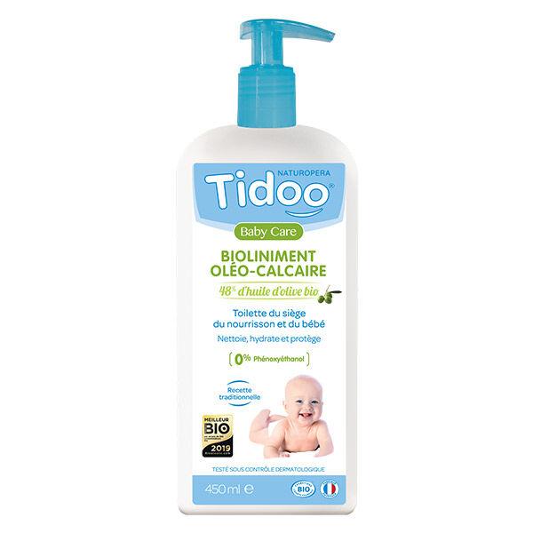 Tidoo Soin Bioliniment Oléo-Calcaire Bio 450ml
