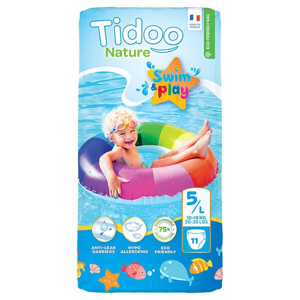 Tidoo Swim & Play Culottes de Bain Taille 5 11 culottes jetables