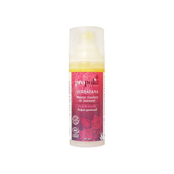 Propolia Sutrayana Baume de Massage Gourmand Bio 50ml
