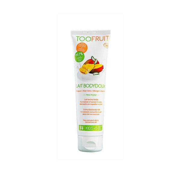 Toofruit Lait Bodydoux Lait Corps Manque Aloe Vera Bio 150ml