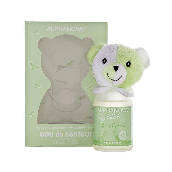 Alphanova Bébé Eau de Senteur Baby Vert 100ml