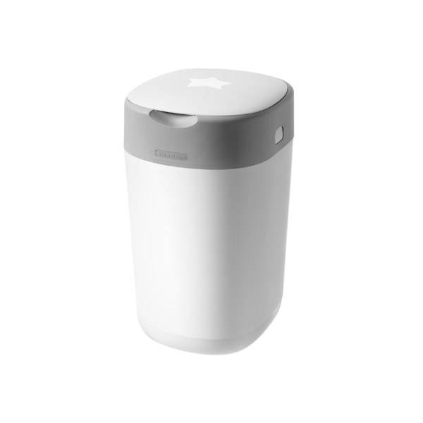 Tommee Tippee Twist & Click Poubelle à Couches Blanc