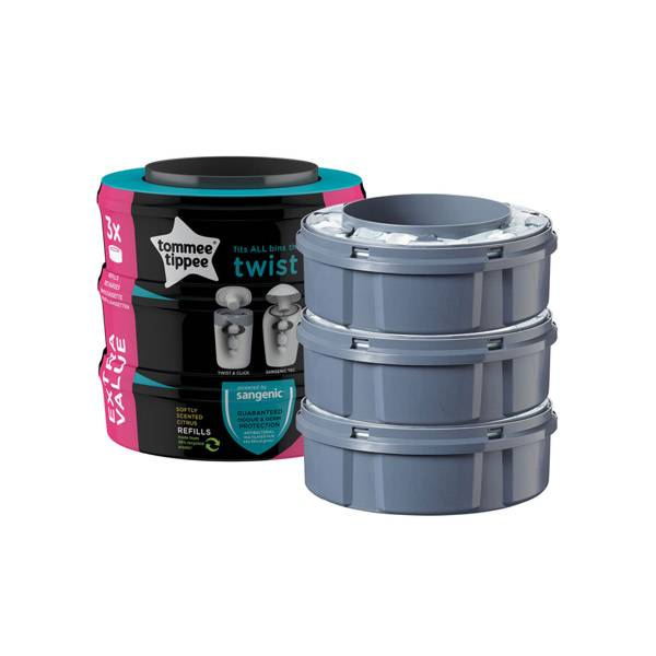 Tommee Tippee Sangenic Twist 3 recharges