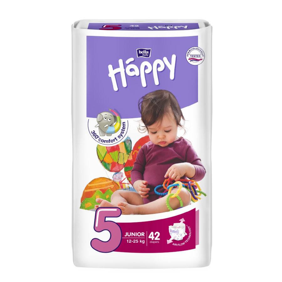 Happy Couches Bébé Junior T5 42 couches