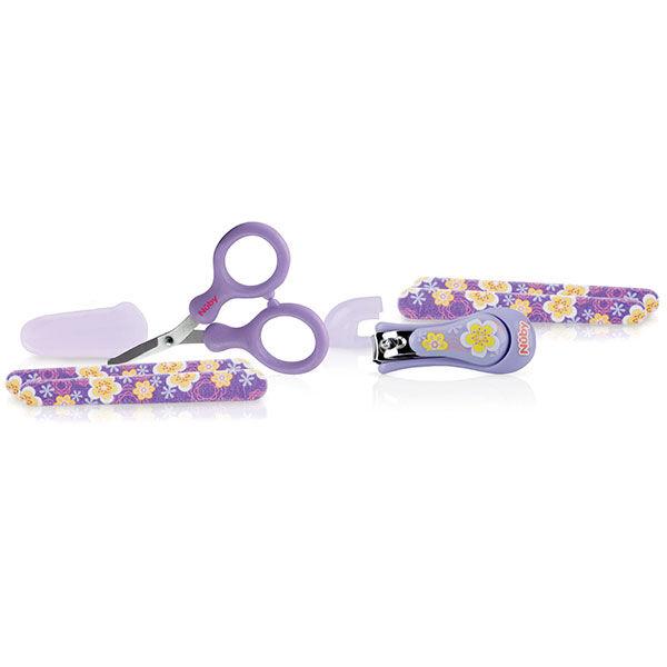 Nuby Set Manucure Violet