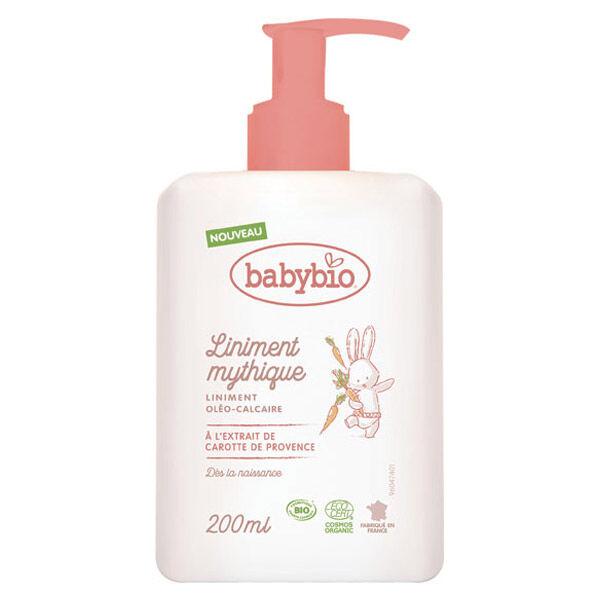 Babybio Soins Liniment Oléo-Calcaire Bio 200ml