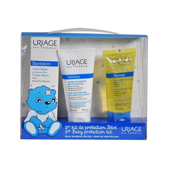 Uriage Kit Protection Bébé 3 produits
