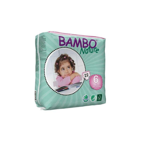 Bambo Nature Couche 16-30kg 22 unités