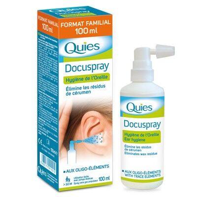 Quies Docuspray Spray Auriculaire 100ml