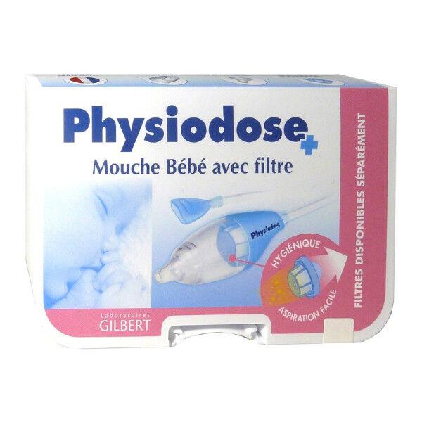 Laboratoires Gilbert Physiodose Mouche Bébé Manuel