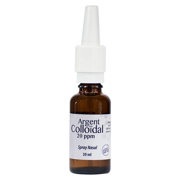 Dr Theiss Dr.Theiss Spray Nasal Argent Colloïdal 20ppm 30ml
