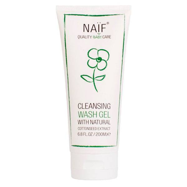 Naïf Baby & Kids Gel Lavant Doux 200ml