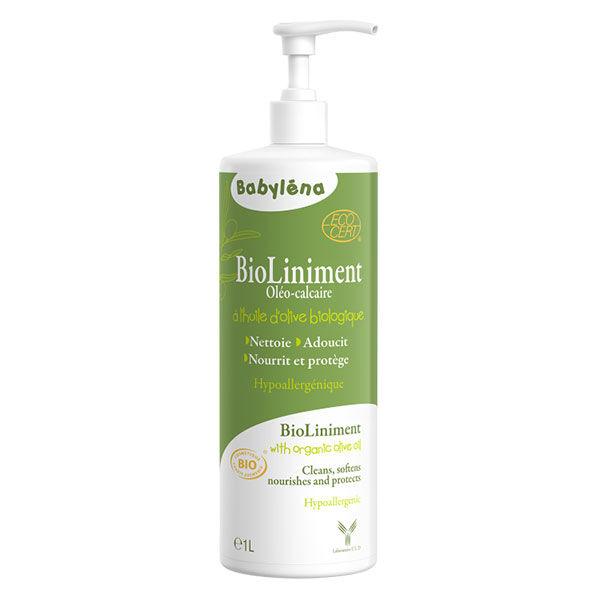 Babylena Bio Liniment Oléo-Calcaire 1L