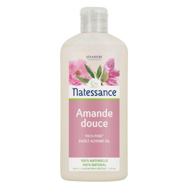 Natessance Huile d'Amande Douce 250ml
