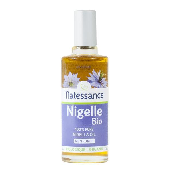 Natessance Huile Végétale Bio Nigelle 50ml
