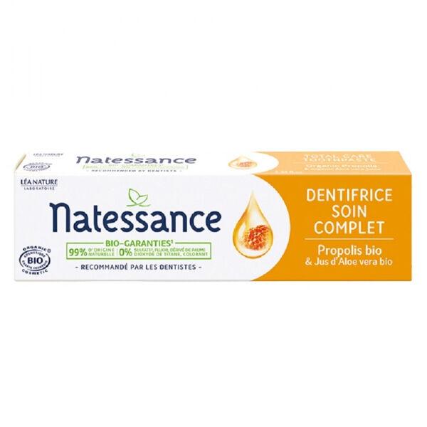 Natessance Dentifrice Soin Complet Bio 75ml