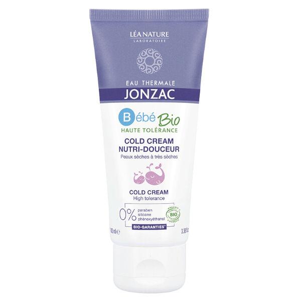 Jonzac Bébé Cold Cream Nutri-Douceur Bio 100ml