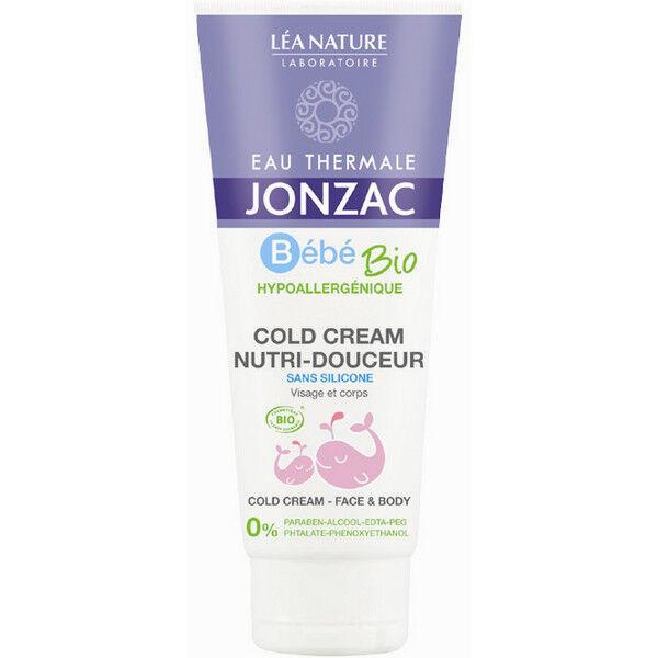 Jonzac Bébé Cold Cream Nutri-Douceur 100ml