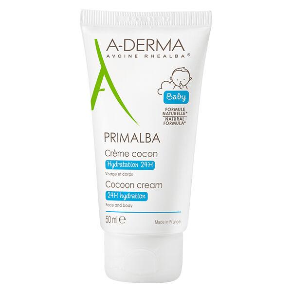 Aderma Primalba Bébé Crème Cocon 50ml