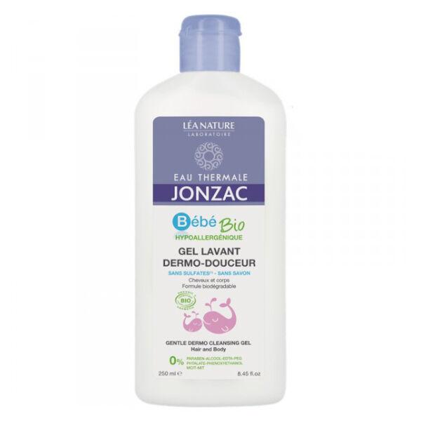 Jonzac Bébé Gel Lavant Dermo-Douceur Bio 250ml