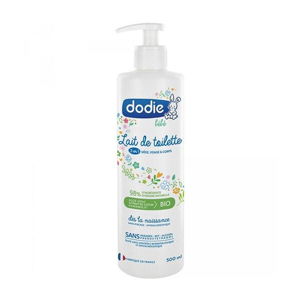 Dodie Lait de Toilette 3 en 1 500ml
