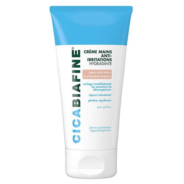 Biafine Cicabiafine Crème Mains Anti-Irritations Hydratante 75ml