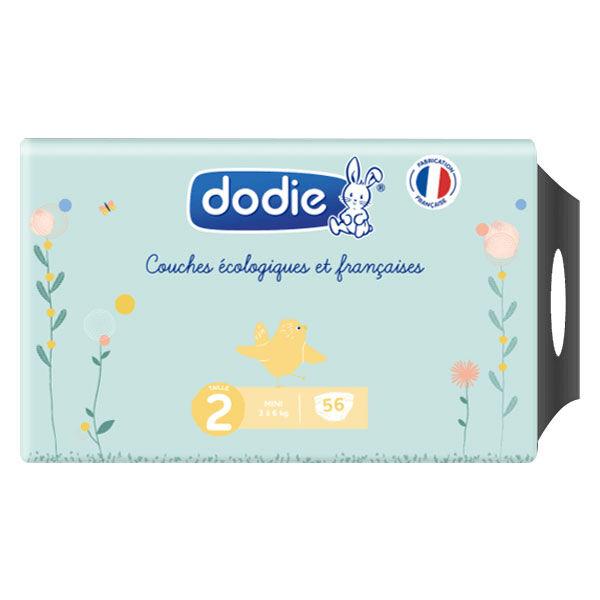 Dodie Couche Écologique Taille 2 56 couches
