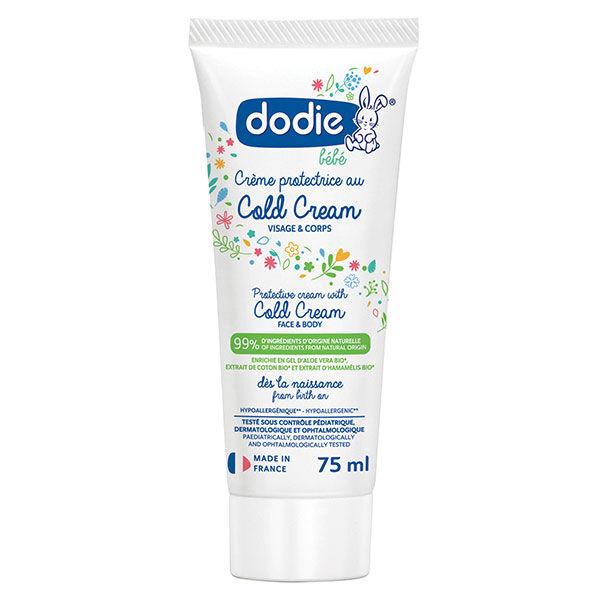 Dodie Hygiène & Soin Crème Protectrice au Cold Cream 75ml
