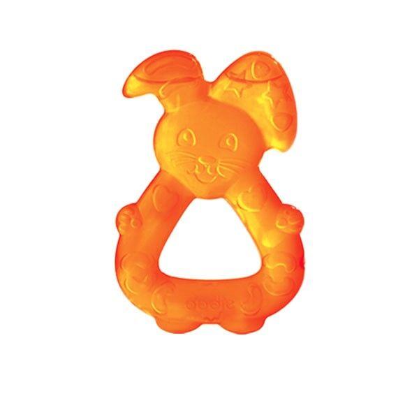 Dodie Anneau de Dentition Réfrigéré Lapin Orange +6m