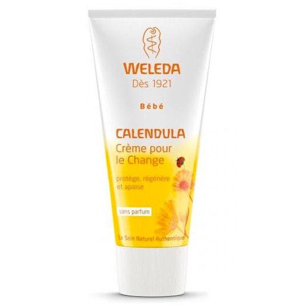 Weleda Bébé Calendula Crème pour le Change 75ml