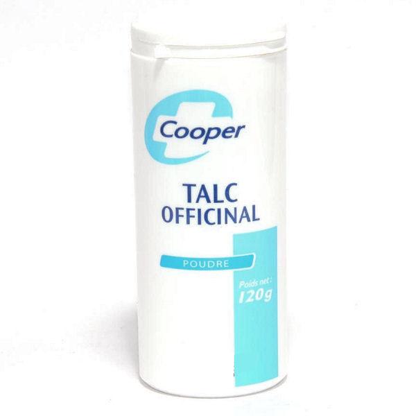 Cooper Talc Officinal Poudreur 120g