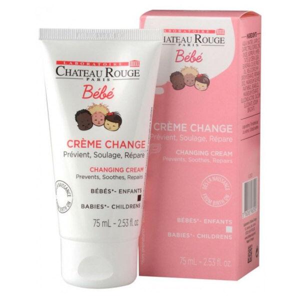 Château Rouge Bébé Crème Change 75ml