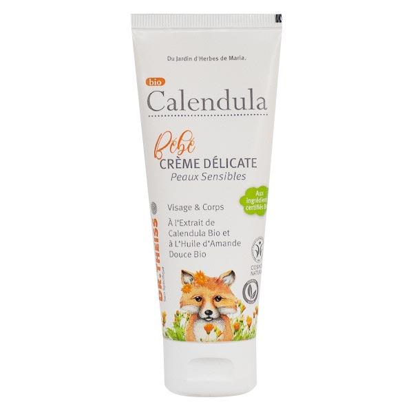 DR Theiss Bio Calendula Bébé Crème Délicate 75ml