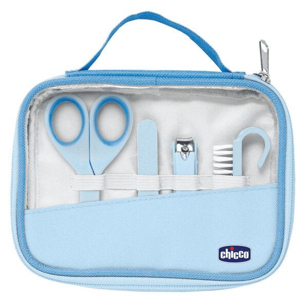 Chicco Kit Manucure Bleu 9 pièces