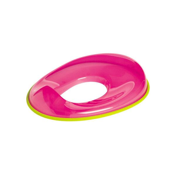 dBb Remond Réducteur de Toilette Rose Translucide