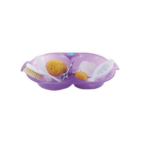 dBb Remond Set de Toilette Violet Translucide