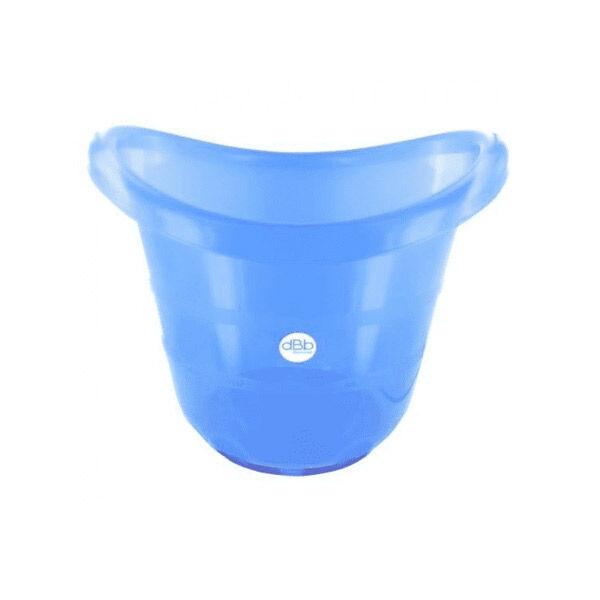dBb Remond Tub spécial Nouveau Né Bleu Translucide
