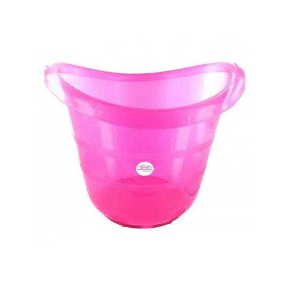 dBb Remond Tub spécial Nouveau Né Rose Translucide