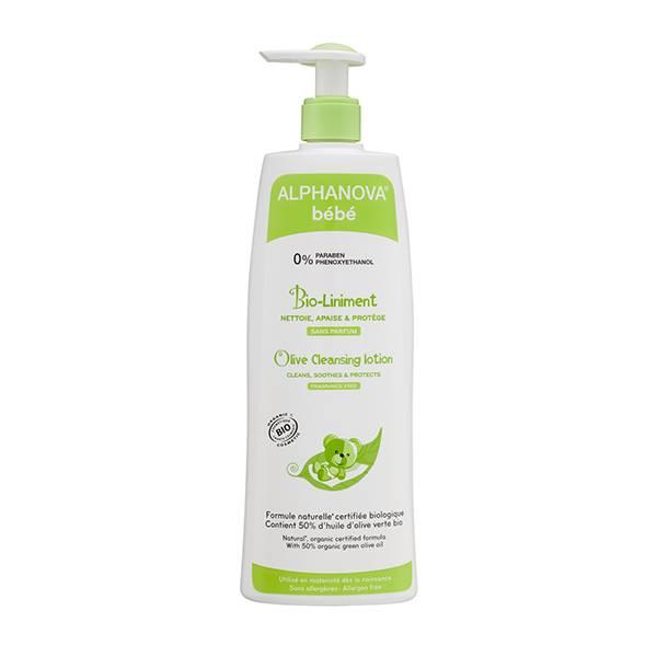 Alphanova Bébé Bio-Liniment Alpha 500ml