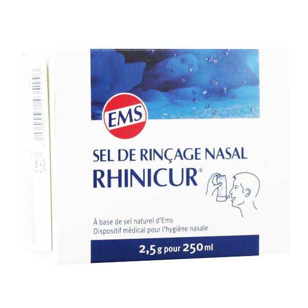 Rhinicur Sel de Rinçage Nasal 20 sachets