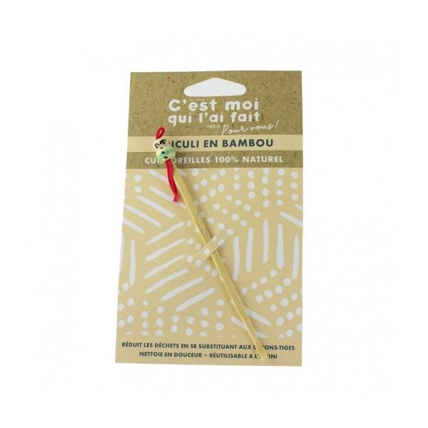 Diet World Oriculi Cure Oreilles Bambou 1 unité