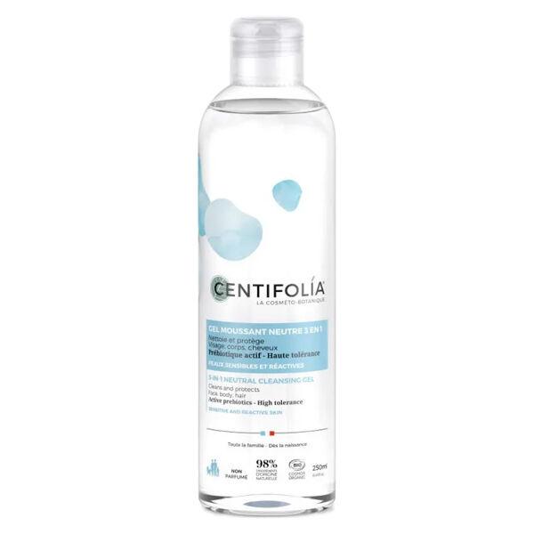 Centifolia Neutre Gel Moussant 3 en 1 Bio 250ml