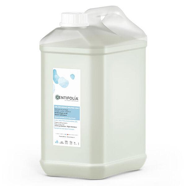Centifolia Neutre Gel Moussant 3 en 1 Bio 5L